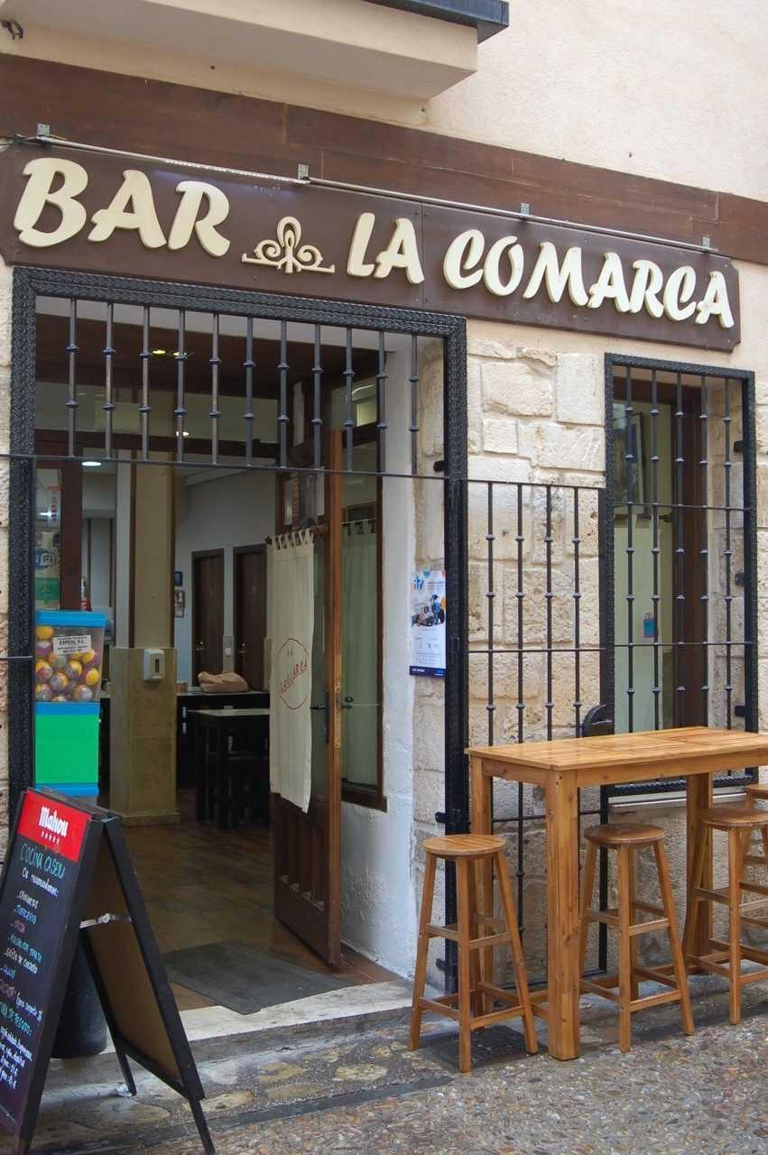 bar comarca