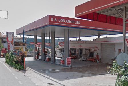 Gasolinera los Ángeles