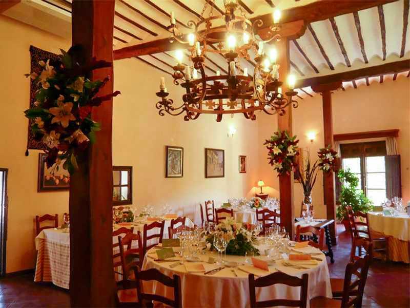 Restaurante Cenador de las Monjas