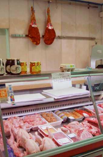 Carnicería Llamas